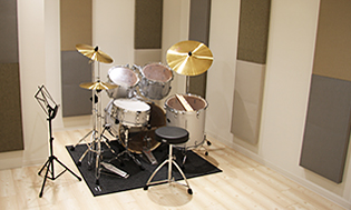 EYS音楽教室 上野スタジオ 和室レッスンルーム