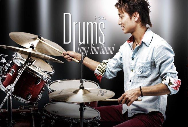 ドラム 教室イメージ