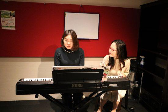 ピアノ 体験レッスン 東京