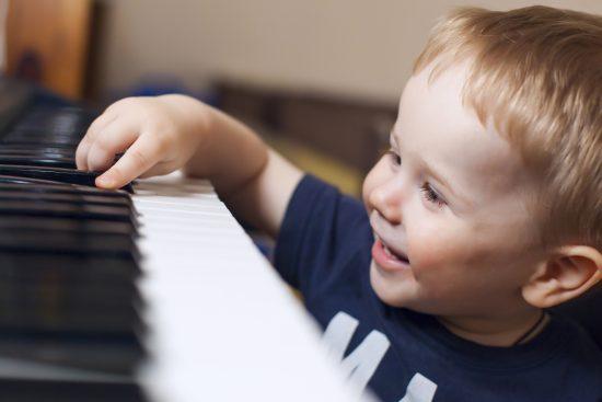 子ども ピアノ教室