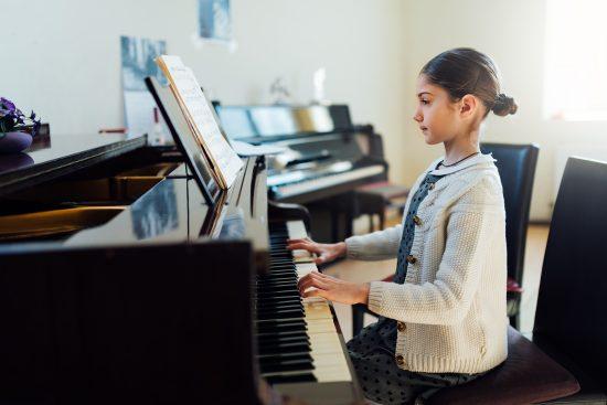 ピアノ しつけ