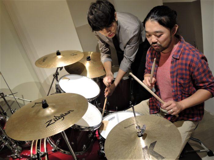 ドラム 教室  東京