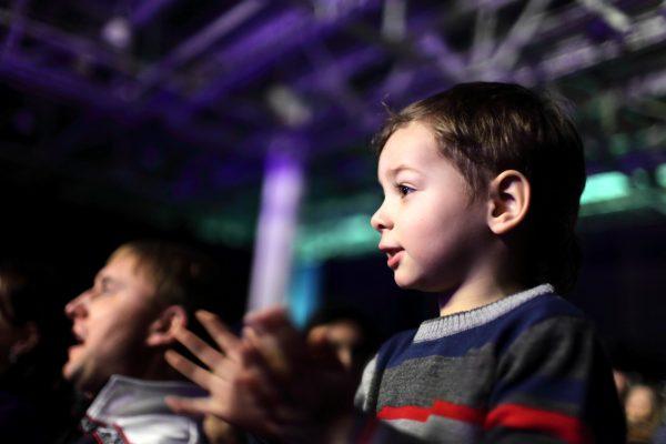 音楽コンサート 子ども