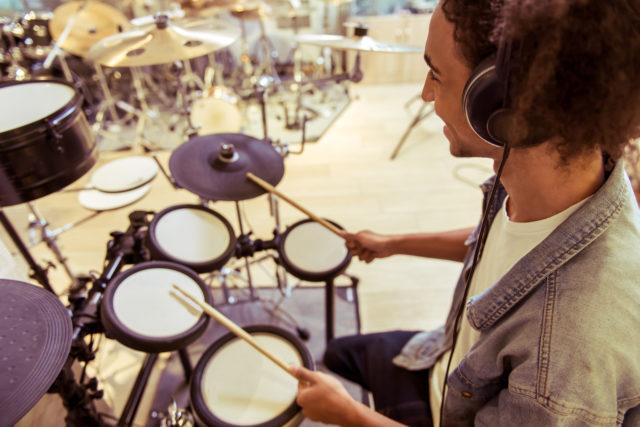 電子ドラム メリット