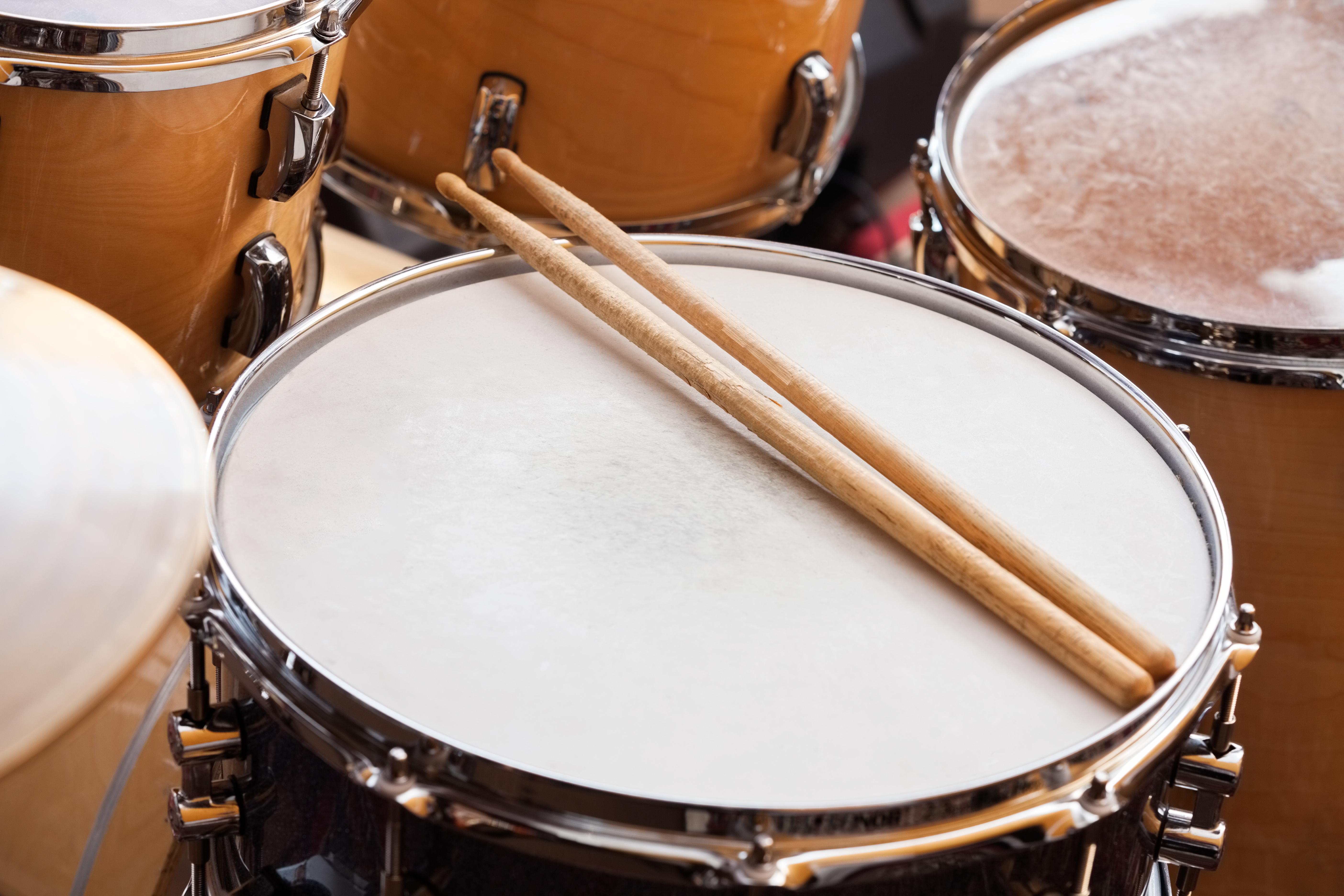 ドラムスティック 選び方