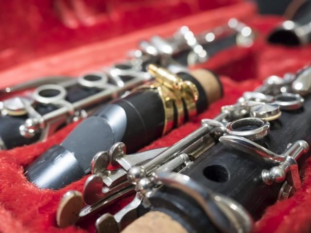 木管楽器のクラリネット
